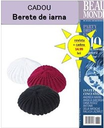 cadou Beau Monde decembrie 2013