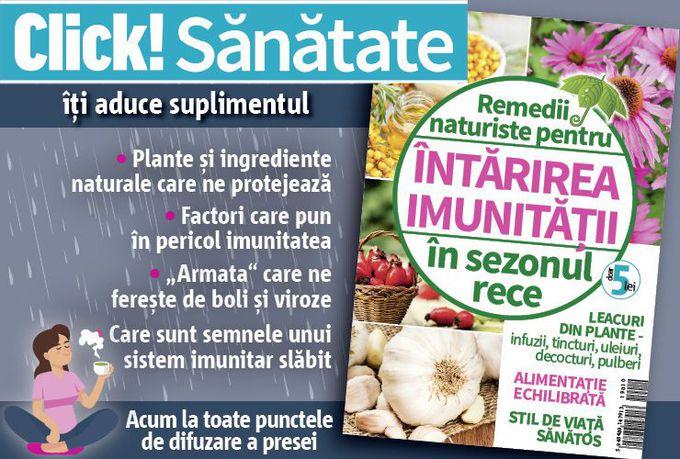 remedii naturiste pentru intarirea imunitatii